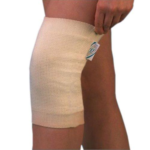 Эластическое бинтование коленного сустава