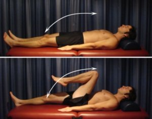 Лечебная гимнастика при бурсите