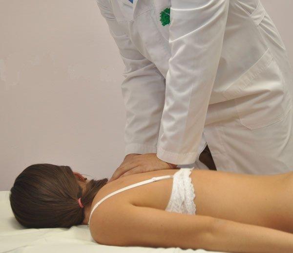Мануальная терапия при синдроме Барре-Льеу