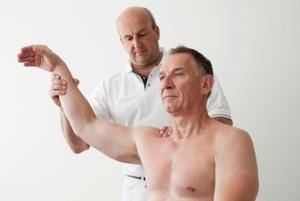 Восстановительная гимнастика после бурсита плеча