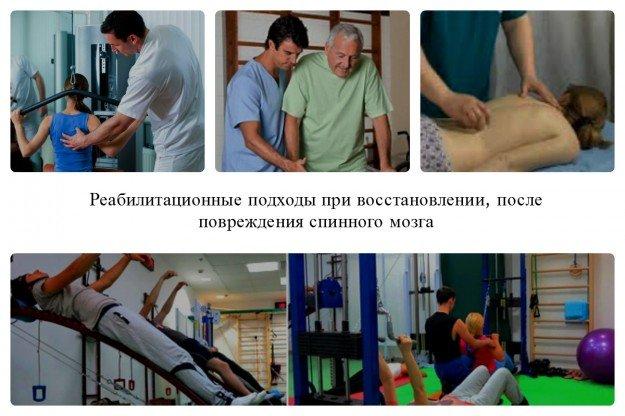 Методы реабилитационной терапии