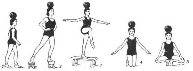 Упражнения для борьбы с пласкостопией