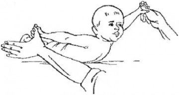 упражнение для ребенка