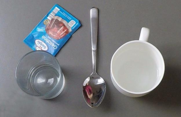 Желатин на молоке