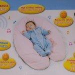Позиционная подушка для ребёнка