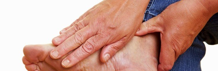 Как лечить подагру на ногах— советы