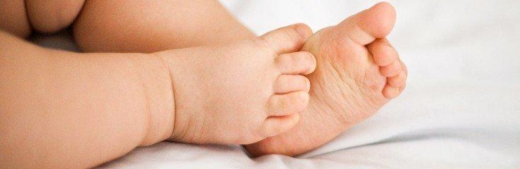 Косолапость у детей: причины, симптомы, лечение