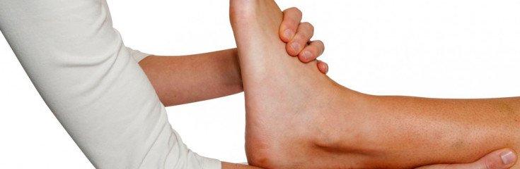 Бурсит стопы: причины, симптомы, лечение