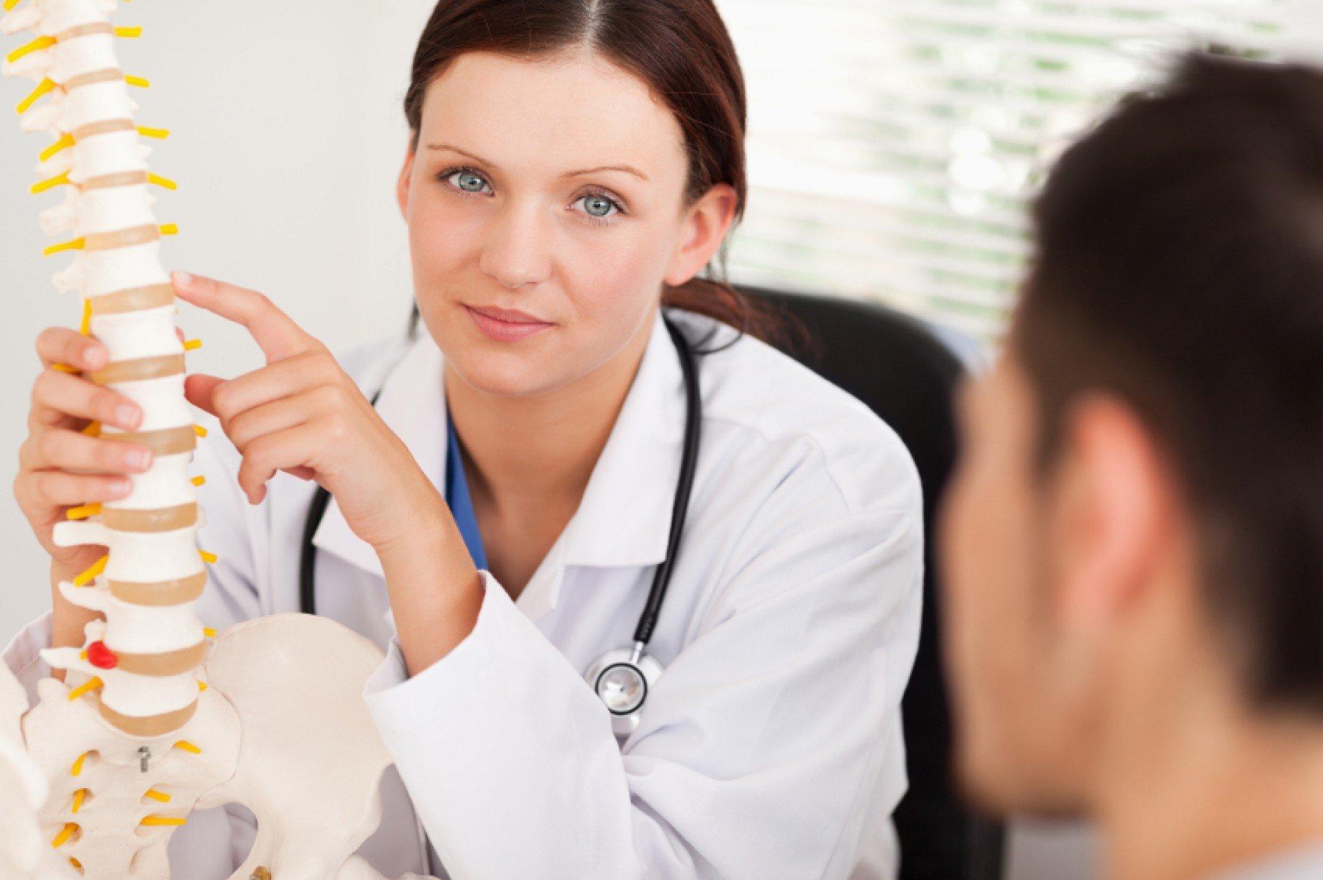 Боль в позвоночнике— это симптом различных заболеваний