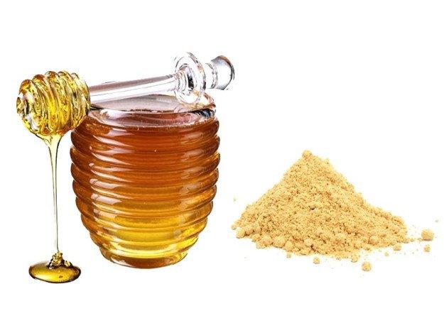 мёд и горчица