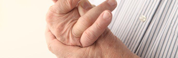Причины артрита рук