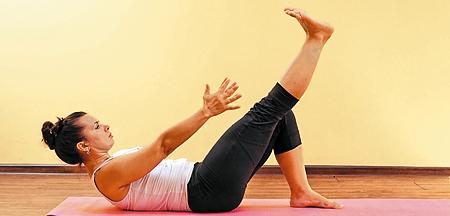 Йога для поддержания здоровья спины