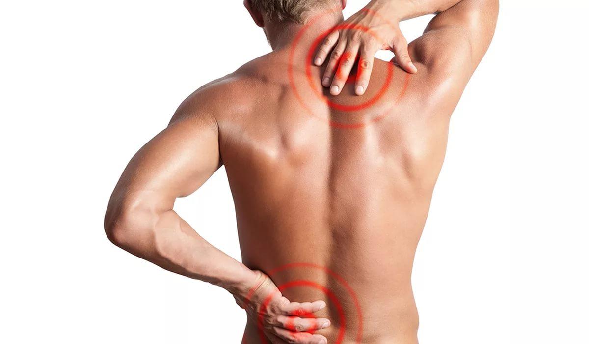 Что делать если потянул мышцу на спине