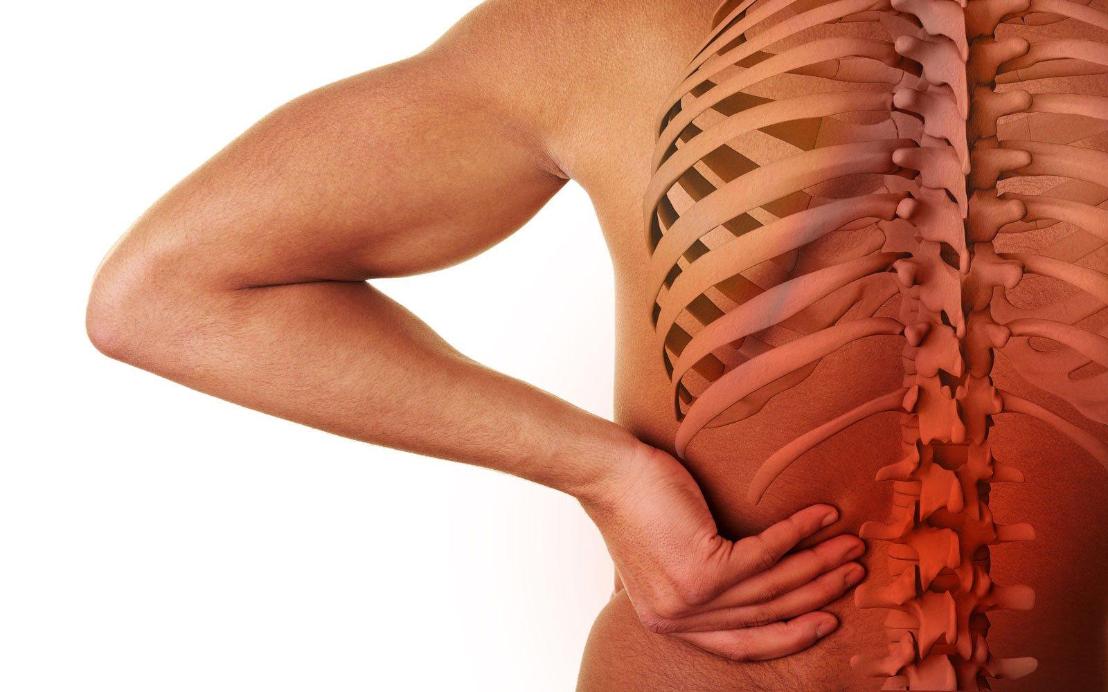 Как избавится от боли в спине в домашних условиях? 7