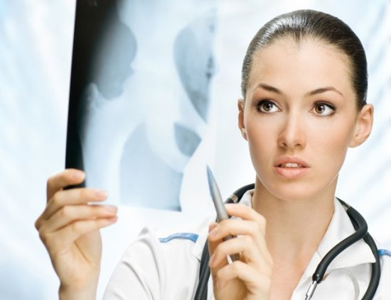 рентгенограмма при кокцигодинии
