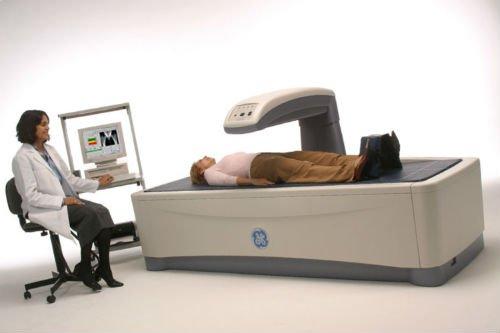 Сканирование позвоночника. при подозрении на патологический перелом