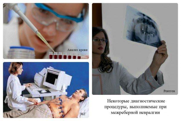Обязательные диагностические процедуры