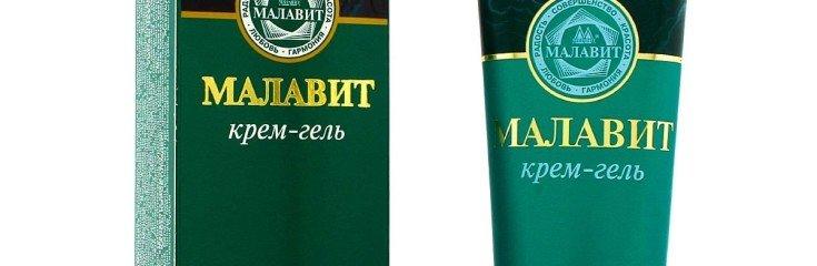 Купить малавит крем-гель 75мл в интернет-аптеке живика города.