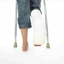 Реабилитация после перелома пятки