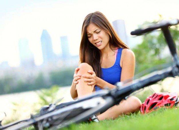 Вывих коленного сустава симптомы