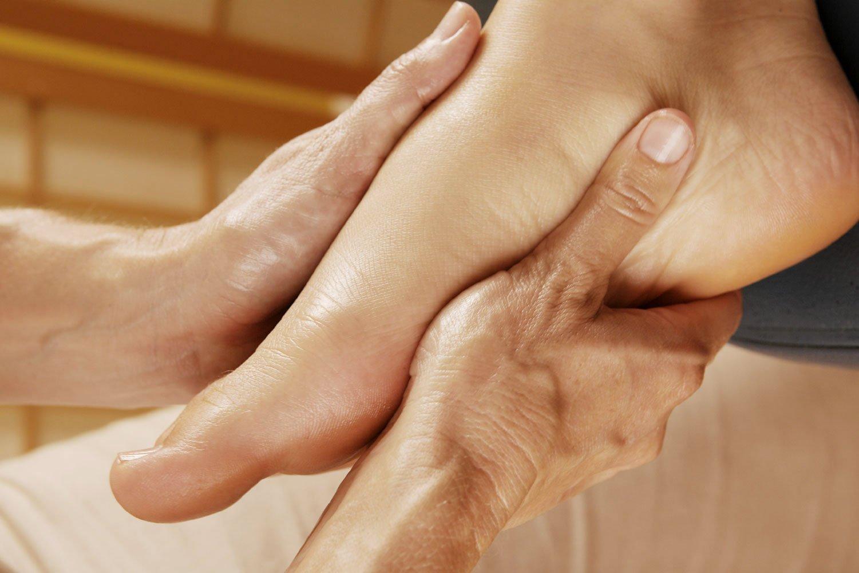 Сильный ушиб пальца на ноге: что 54