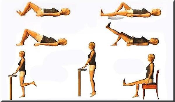 Лфк комплекс упражнений для коленных суставов видео можно ли избавиться от остеофитов в тазобедренном суставе