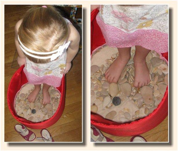 Массаж от плоскостопия в домашних условиях для детей