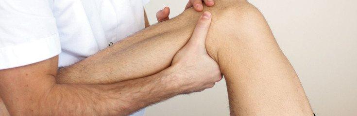 Растяжение связок коленного сустава— симптомы, диагонстика, лечение