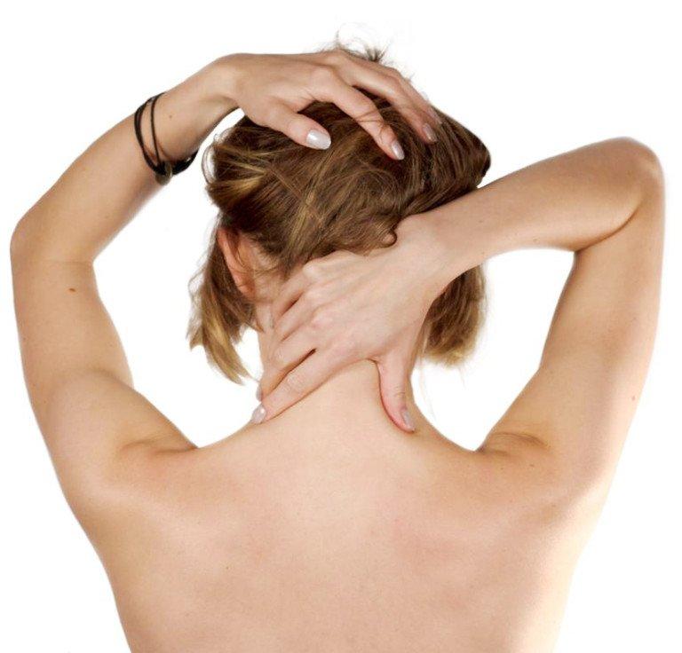 Чем можно натирать шею при остеохондрозе