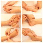 ревматизм ног массаж
