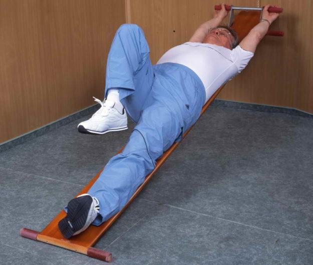 Упражнения на доске Евминова