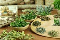 Сушёные травы
